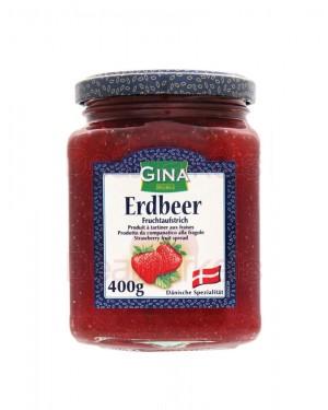 Μαρμελάδα GINA φράουλα 400gr