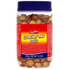 Crackers Snackline Mic με αλάτι 350gr