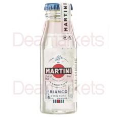Martini bianco μινιατούρα 60ml