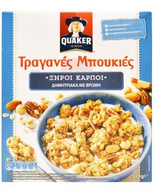 Quaker δημητριακά βρώμης  ξηροί καρποί (-1€)