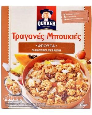 Quaker δημητριακά βρώμης  φρούτα (-1€)