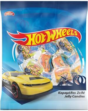 "Oscar καραμέλες ζελεδάκια ""Hot wheels"" 200gr"