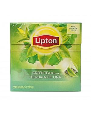 Τσάι Lipton πράσινο πυραμίδα 20 φακ. (εισ.)
