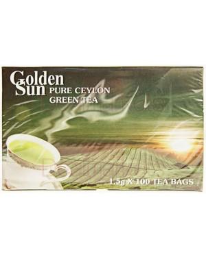 Τσάι πράσινο Golden Sun 100x1,5g