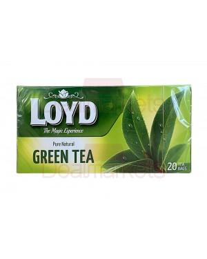 Loyd πράσινο τσάι (20x1,5gr)