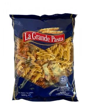 La grande pasta βίδα τρικολόρε 500gr