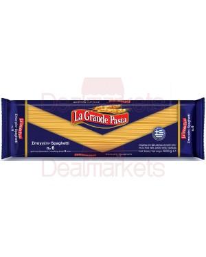 La grande pasta μακαρόνια νο6 500gr