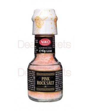 NiKO Αλάτι ροζ ιμαλαϊων σε μύλο 95gr