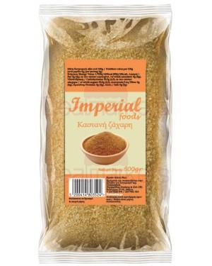 Imperial καστανή ζάχαρη 500gr