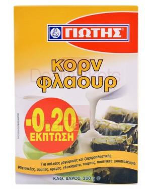 Γιώτης κορν Φλάουερ 200gr (-0,20€)