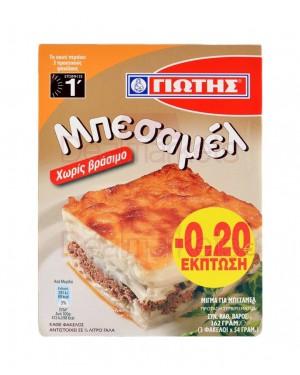 Γιώτης μπεσαμέλ 162gr (-0,20€)