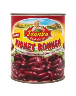 Φασόλια Κόκκινα Invanka σε κονσέρβα 800gr
