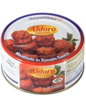 Aldoro καφεδάκια σε κόκκινη σάλτσα 280 gr