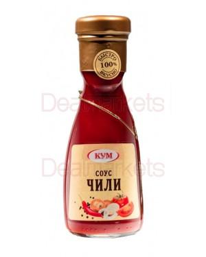 Σάλτσα τσίλι Kum 235gr