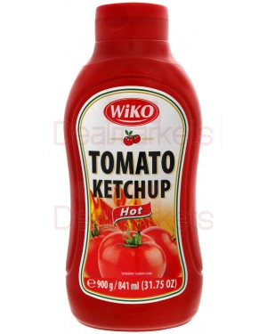Wiko ketchup καυτερή 900gr