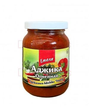 Emelgia σάλτσα ατζίκα ognenaia 200gr