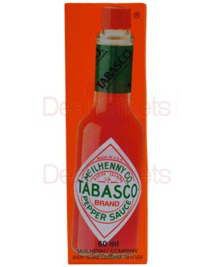 Tabasco σάλτσα κόκκινης πιπεριάς 60ml