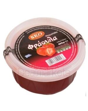 Sko μαρμελάδα φράουλα 450gr