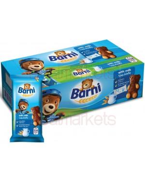 Barni mini cake με κρέμα γάλακτος 30gr (εισ.)
