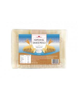 Γκοφρέτα Imperial νηστίσιμη με ζαχαρούχο γάλα 540gr