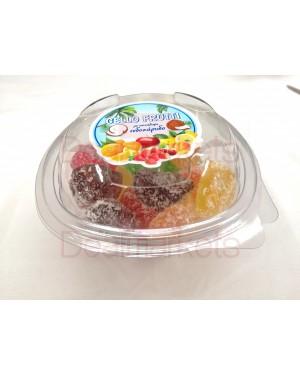 Rovelli ζελεδάκια ινδοκάρυδο σε βάζο pet 300gr
