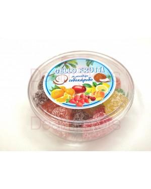Rovelli ζελεδάκια ινδοκάρυδο στρογγυλά κουτί 270gr
