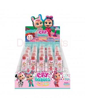 Cry babies lollipops κραγιόν 5gr display 20τεμ