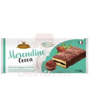Meister moulin κεκάκια με γέμιση και γλάσο σοκολάτας 10χ35gr (350gr)