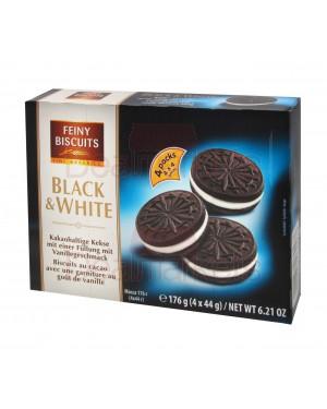 Cookies Black & White 176g
