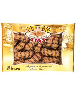 Βουτήματα με γλάσο σοκολάτας Fine Biscuits κασετίνα 450gr