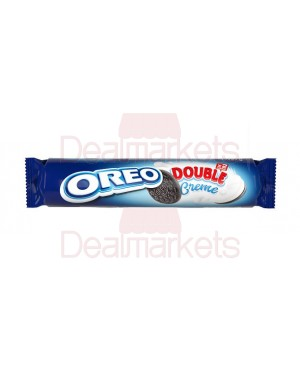 Oreo μπισκότα  double 157gr