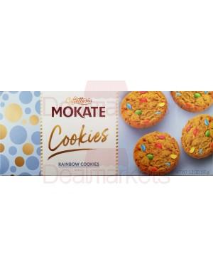Μπισκότα Mokate με μαύρη σοκολάτα (ring) 150gr