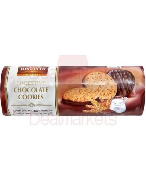 Μπισκότα Feiny Biscuits digestive με σοκολάτα 300gr