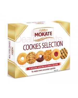 Mokate μπισκότα mix 260gr