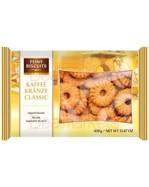 Feiny biscuits βουτήματα με γεύση καφέ 450gr