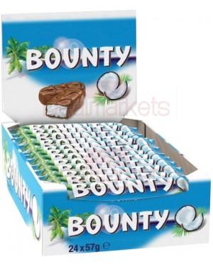 Bounty σοκολάτα 57gr (εισ.)
