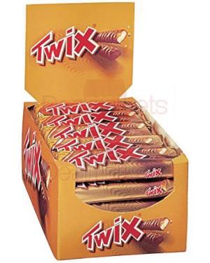 Twix σοκολάτα 51gr (εισ.)