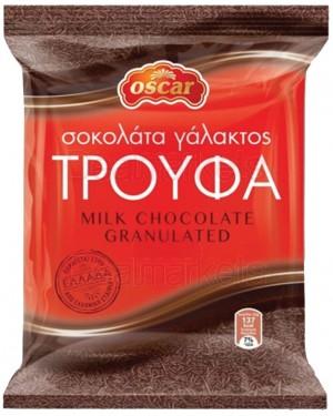 Τρούφα γάλακτος Oscar 100gr