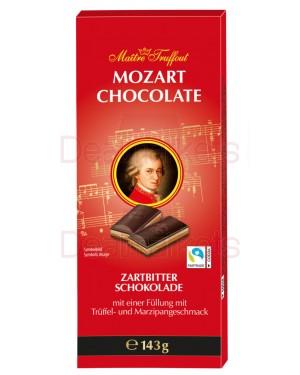Maitre trouffot σοκολάτα mozart dark 143gr