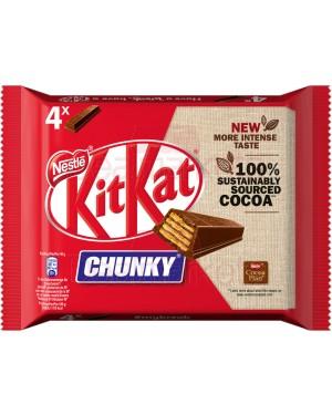 Kit kat chunky 4χ40gr