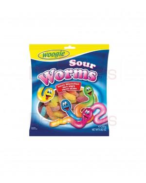Ζελεδάκια Woogie γεύση φρούτων αρκουδάκι 250gr
