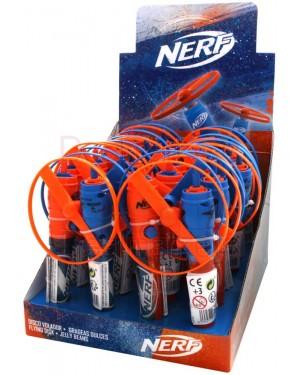 Παιχνίδι ιπτάμενος δίσκος Nerf καραμέλες 8gr Display 24Τεμ