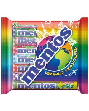 Mentos mix καραμέλες [7x37,5g and 1x38g]