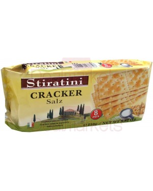 CrackersStiratini με αλάτι 250gr