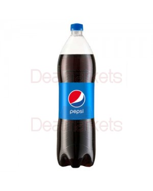 Pepsi cola 1,5l  (sticker 1€)
