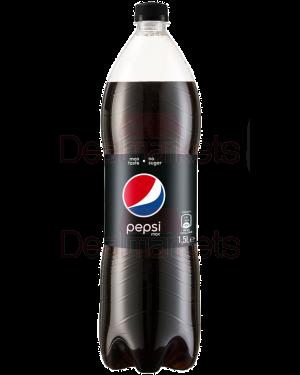Pepsi max 1,5l  (sticker 1€)