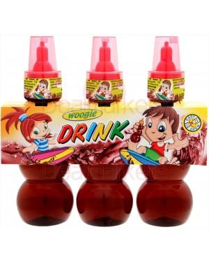 Woogie παιδικός χυμός με γεύση cola 3χ70ml