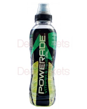Powerade green vitamin&mineral 500ml