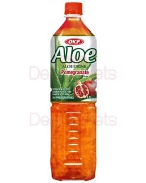 Χυμός OKF Aloe Vera ρόδι 1,5L