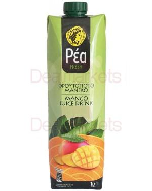 Χυμός Ρέα Fresh mango 1 L
